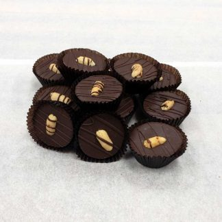 Sugar Free Dark Chocolate Peanut Butter Cups