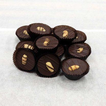 Sugar Free Dark Chocolate Peanut Butter Cups