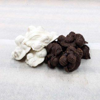 Sugar Free Macadamia Nut Clusters